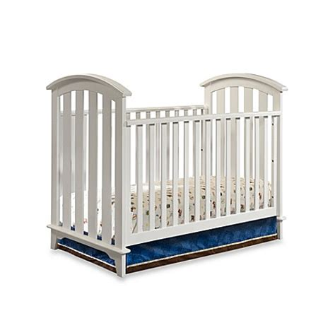 bed bath and beyond westwood buy westwood design tribeca cottage crib in white from bed