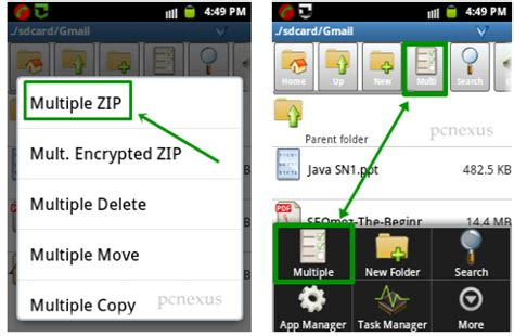 android zip file android gmail zip files food photography