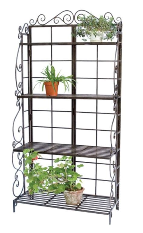 Plant Rack Outdoor by 10 Beautiful Plant Stands To Accent Your Garden S Magazine By