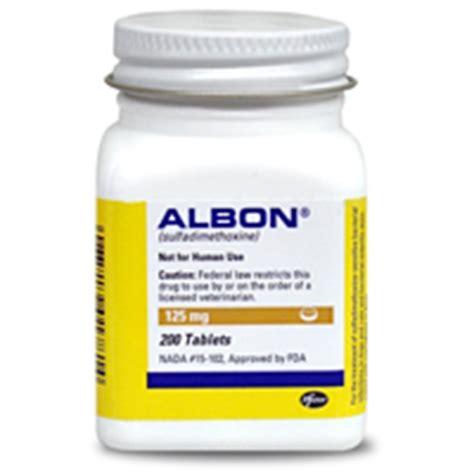 Combatrin Tablet 125 Mg albon tabs 125 mg singletablet vetdepot