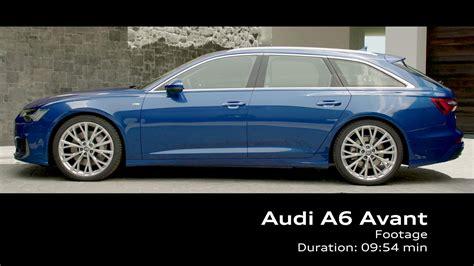 Kofferraumvolumen Audi A6 Avant by Audi A6 Avant Audi Mediacenter