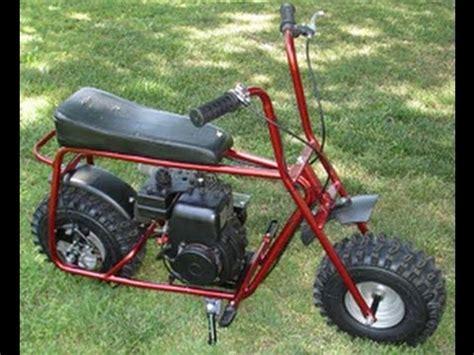 doodlebug wheelie bar doodle bug mini bike gs db