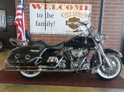 Harley Davidson Palatine by Harley Road King Motorcycles For Sale In Palatine Illinois