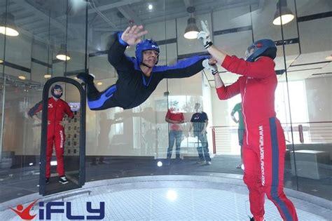 In Door Sky Diving by Ifly Indoor Skydiving Picture Of Ifly