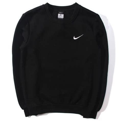 Hoodie Nike Sweater Nike Nike Logo quot nike quot neck top pullover sweater sweatshirt
