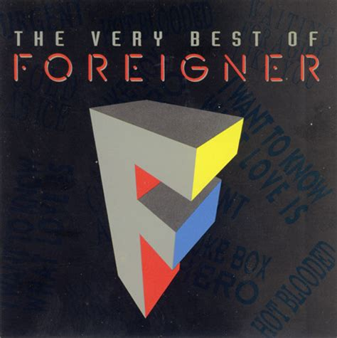best of foreigner foreigner the best of foreigner cd at discogs