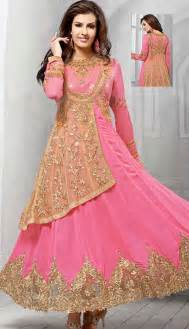 simple full froks design trendy or elegance indian frocks designs 2016 latest