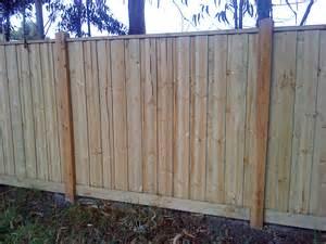Backyard Fences Pictures Paling Fences Geelong Surfcoast Fencing Bellarine