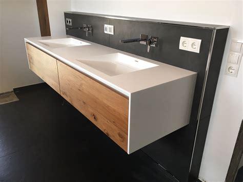 mineralwerkstoff waschbecken waschtisch mineralwerkstoff wohnideen interior