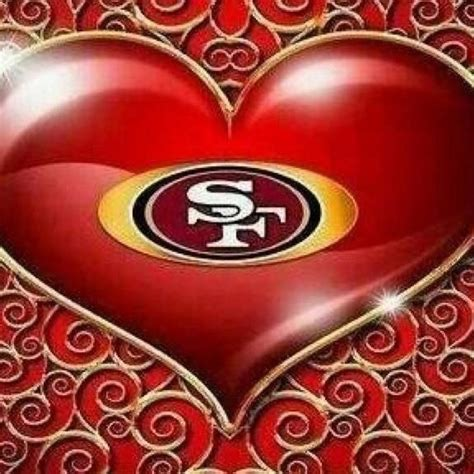 sf valentines day sf 49ers who s got it better than us