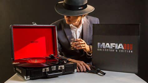 Ps4 Mafia 3 Iii Collectors Ed R3 Playstation4 Promo Bh unboxing the mafia iii collector s edition epic swag bags giveaway culture