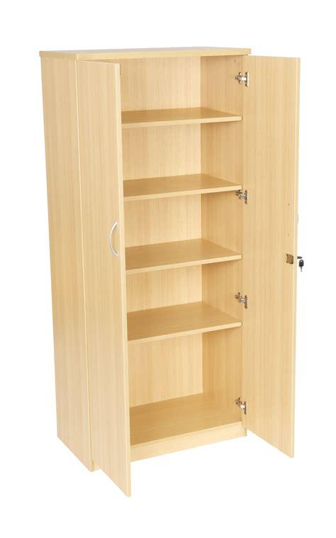 cupboard shelves 1800 double door cupboard somercotes office furniture ltd