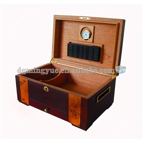 Humidor With Drawers by Wooden Cigar Humidor With 2 Drawer Jpg Quotes