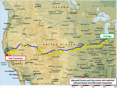 passenger map usa california zephyr california zephyr route atlas rail