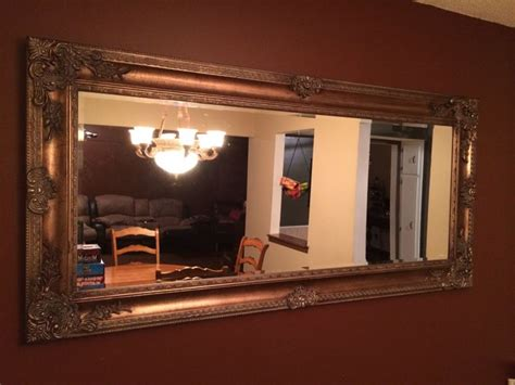 costco mirrors bathroom large wall mirror costco home decor pinterest