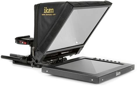 Strum Setruman Ikan Mini Portable ikan pt1200 12 quot portable teleprompter kit