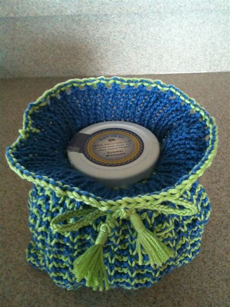 knitting related gifts knit gift bag with ames honey knitting