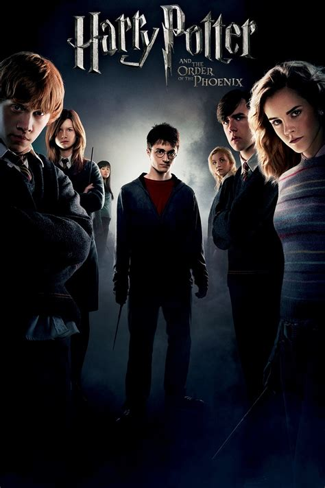 harry potter movies harry potter and the order of the phoenix 2007 mpdb