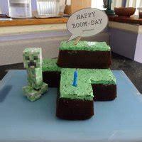 Minecraft Papercraft Cake - minecraft papercraft creeper pictures images photos