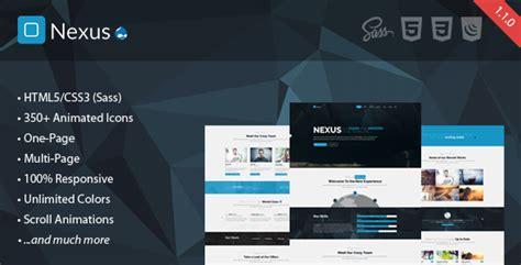 drupal themes nexus nexus multi one page business drupal theme jogjafile