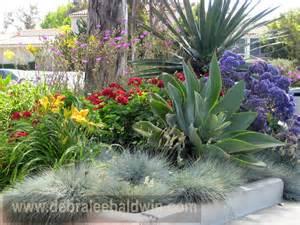 Blue Bathrooms Decor Ideas Succulent Gardens Eclectic Landscape San Diego By