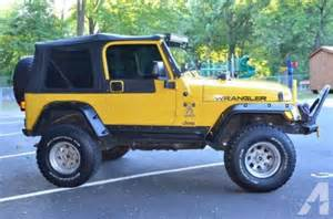 Jeep Wrangler Yellow Jeep Wrangler Led Light Bar Mitula Cars