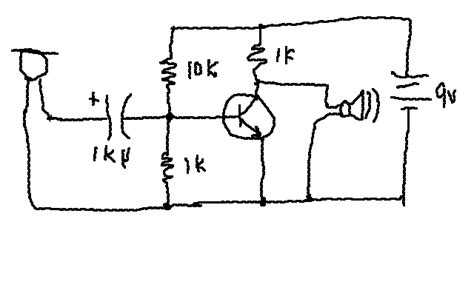 transistor lifier work why doesn t my transistor audio lifier work electrical engineering stack exchange