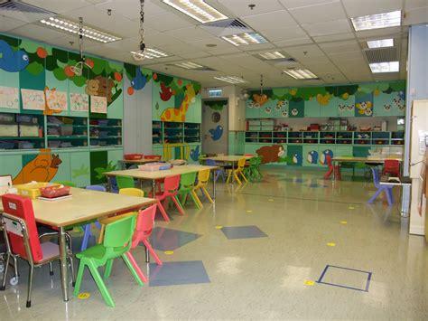 in class room 協康會 cheung sha wan centre