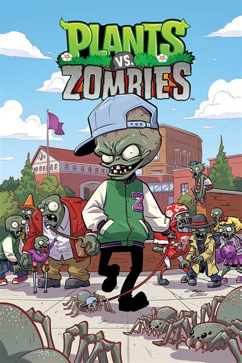 comic vs plants vs zombies monthly comic series coming ign
