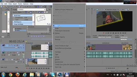 tutorial sony vegas pro 8 pdf sony vegas pro tutorial hun youtube