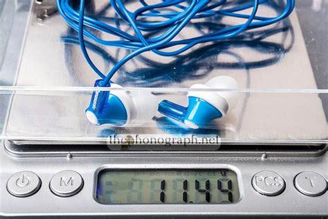 best budget headphone panasonic rphje120 review panasonic rp hje120 weight 2 thephonograph net