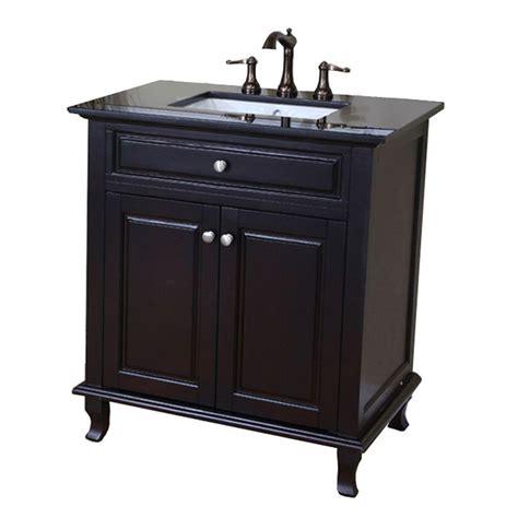 bellaterra home durham bg 32 in single vanity in