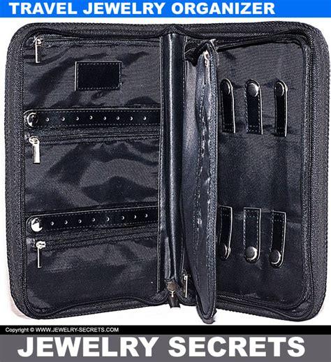 Travel Jewelry Organizer best travel jewelry organizer jewelry secrets