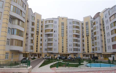 Apartment Complex In Retire In Moldova Where To Live Apartments