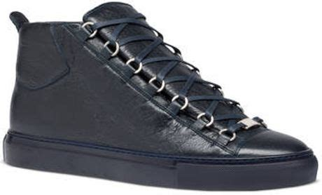 balenciaga arena sneakers for sale balenciaga arena high sneakers maree in black for