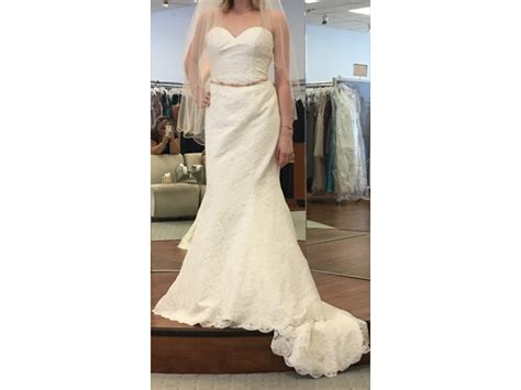 Wedding Dresses 600 by Alfred Angelo 600 875 Size 6 Sle Wedding Dresses