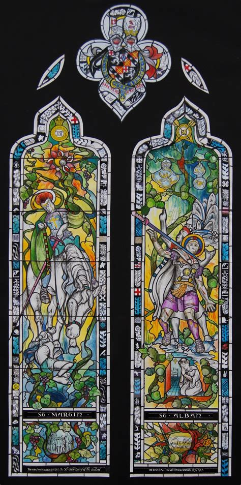 stained glass l what does stained glass window represent
