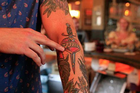 bartender tattoos spilled ink bartenders talk about their tattoos