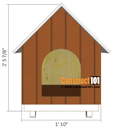 small dog house small dog house plans numberedtype