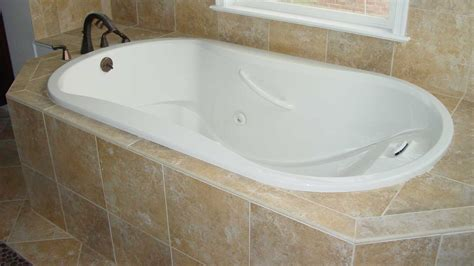 installation of bathtub the common methods of installation for bathtubs