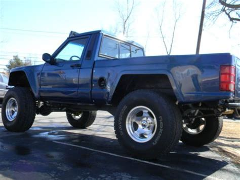 jeep comanche lifted sell used jeep comanche truck baja race trophy truck