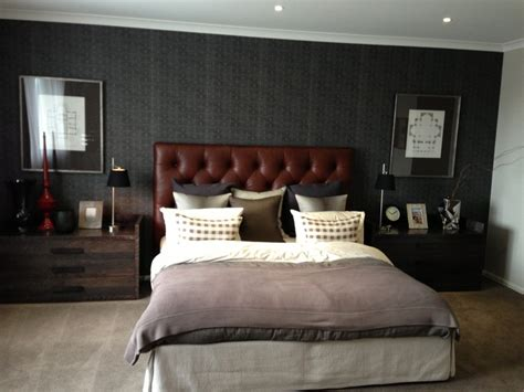 male bedroom wallpaper masculine design the official blog