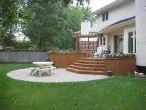 deck and patio ideas landscape ideas deck and patio the lawn salon