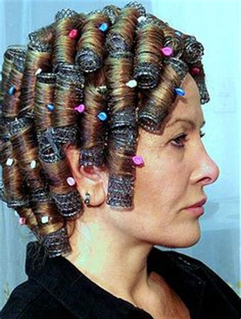 men setting hair on rollers 1000 images about curlers and rollers on pinterest hair