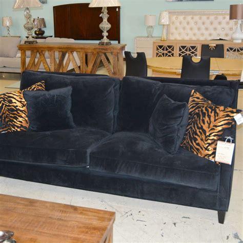 dark blue loveseat kingsley sofa horizon home furniture