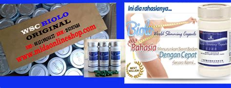 Wmp Weight Management Program Ecer Sachet Berkualitas wsc biolo mida shop