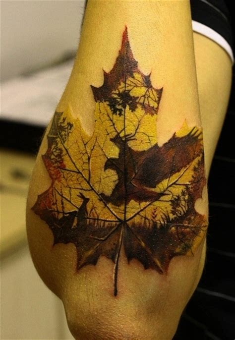 maple tree tattoo designs 15 stunning tree tattoos you ll these