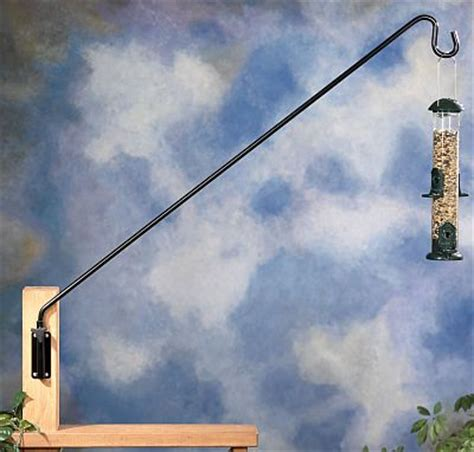 bird feeder poles and accessories for maintaining your
