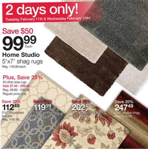 Home Outfitters Area Rugs Home Outfitters Canada Offers Shag Rugs For 99 99 Save 50 More Canadian Freebies Coupons