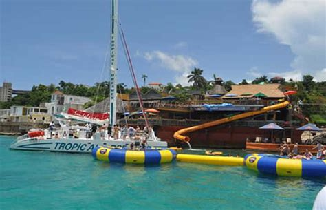 catamaran excursion montego bay best catamaran cruise from riu montego bay experience ever